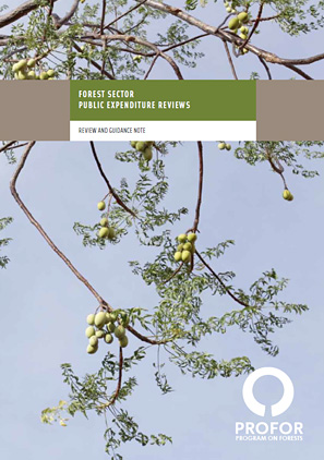 Cover of Forest Sector Public Expenditure Reviews